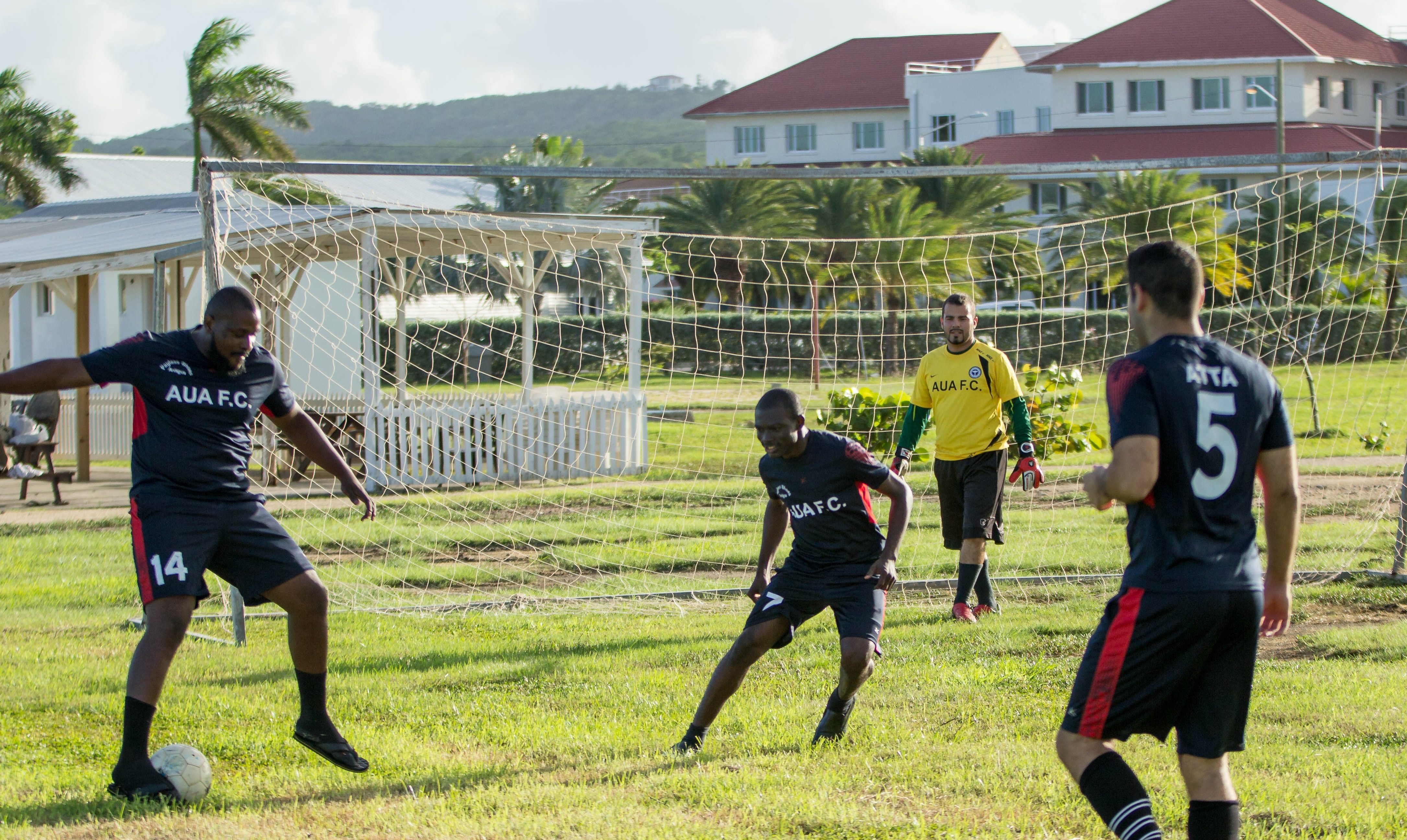 Caribbean Medical School Athletics - American University of